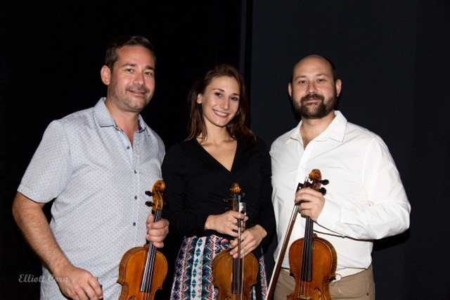 Scholarship Interview: Marcus Ratzenboeck, Concertmaster of The Venice Symphony